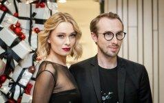 Stilistas Kęstas Rimdžius elegantiškoms damoms paskelbė kalėdas