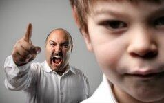 30 frazių, kurių nereikia sakyti vaikams