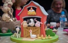 Galerija: įspūdingiausi tortai, kuriais neįmanoma nesižavėti