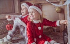 5 būdai, kaip prasmingai praleisti šventinį laiką su vaikais
