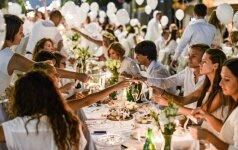 Lietuvoje bunda vakarienių ir piknikų kultūra