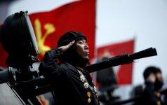 Южная Корея и США начали учения после ракетного пуска КНДР