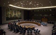 США, Британия и Франция запросили срочное заседание Совбеза ООН по Сирии