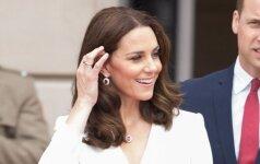 Džiugios naujienos: Kate Middleton laukiasi trečiosios atžalos!