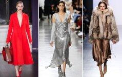 Top 5 šių metų šventinių drabužių tendencijos