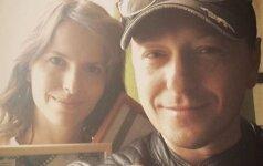 Сергей Безруков отмечает первый юбилей маленькой дочки