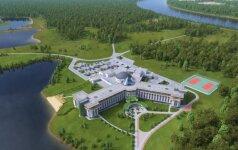В Бирштонасе откроют новый оздоровительный центр