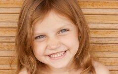 Receptas, kaip užauginti laimingą vaiką