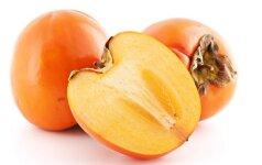 Tai, ko nežinojome apie skaniuosius persimonus +3 receptai
