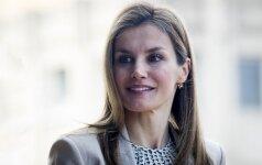 Būsimos Ispanijos karalienės Letizios skandalai – abortas, plastinė operacija ir anoreksija
