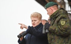 Весть от Грибаускайте Трампу: Литва будет активнее участвовать в борьбе с терроризмом
