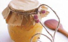 Kvapnusis citrusinių vaisių marmeladas