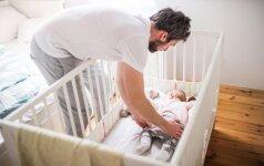 Dažniausios priežastys, kodėl vaikas neramiai miega ir pagalba jam