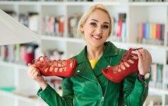 I. Stonkuvienė: 5 batų poros, kurias privalai turėti šį pavasarį