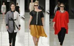 Kuo M. Obamos pamėgta dizainerė siūlo puoštis apvalesnių formų moterims