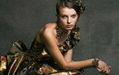 Japonų dizainerės nuotakų rūbai – ne tik Rytų gražuolėms