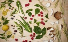 Naujausiose grožio priemonėse – gamtos turtai