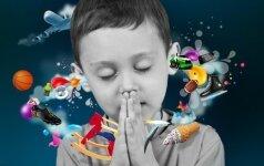 """""""Vaikų svajonės"""" plečia veiklą: pagalbos kreipiasi į svajonių pildytojus"""