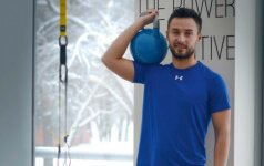 Asmeninis treneris Mantas Petrulis: sportas dabar yra tapęs ir mados reikalu