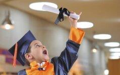 Kokių skiepų reikia vaikui prieš mokyklą?