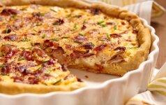 Rekordiškai greitai pagaminamas vištienos pyragas