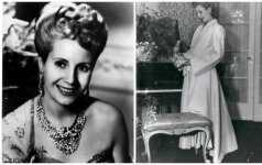 Legendinė Evita: paleistuvė, užbūrusi prezidentą ir sukrėtusi pasaulį