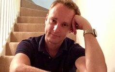 Гражданин Великобритании Дмитрий Коновалов: с детьми буду говорить по-литовски