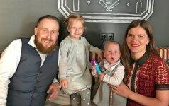 Pažintis su kauniete Radvile: nuosavo verslo įkvėpimu tapo dukrytė ir noras ją puošti