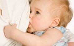 Kada duoti užsigerti mamos pieno primaitinant? Pataria gydytojas