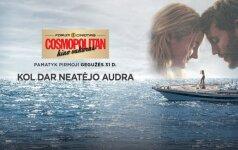 COSMOPOLITAN kino vakare – filmas KOL DAR NEATĖJO AUDRA
