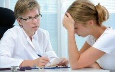 Kai paaugliams diagnozuojamos suaugusiųjų bėdos....