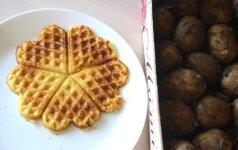 Metų atradimas: bulviniai čirviniai blynai