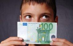 Naujoji tvarka dėl vaiko pinigų sukėlė diskusijų audrą