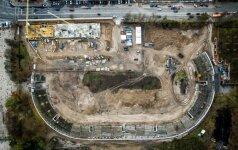 Удар по Авулису: прокуратура требует расторгнуть договор об аренде земли под стадионом Жальгирис