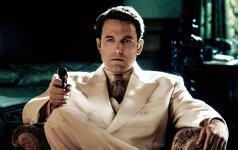 Kadras iš filmo Nakties įstatymai, Benas Affleckas