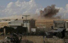 Сирийская армия заняла большую часть восточного Алеппо