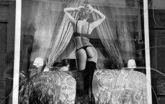 Erika Umbrasaite: visiškai nerimtas prancūzų požiūris į seksą ir paleistuvystę