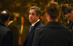 Адвокат Трампа: я не передавал в Белый дом план по отмене санкций против России