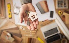 На рынке недвижимости стало меньше сделок с наличными