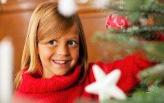 Jei turite vaikų: 5 idėjos, kaip gali atrodyti Kalėdų eglė