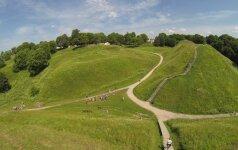 Balsuok! Mokiniai įamžino Lietuvos kraštovaizdį!