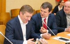 Карбаускис: отношения с социал-демократами налаживаются