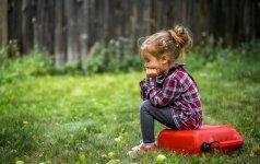 Auginu nedrąsų vaiką: kaip jam padėti