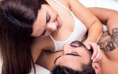 Šeši akis atveriantys faktai apie santykius