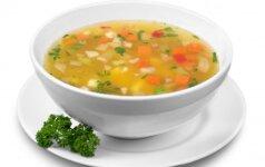 Stebuklinga sriubos dieta – valgai, kiek nori, ir atsikratai iki 10 kg
