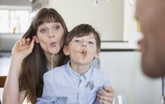 Užsiėmusiems tėvams: ką su vaiku kokybiškai nuveikti per 10-15 min.