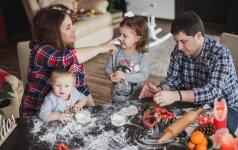 Veiklioji Viktorija kuria paslėptukus ir žaislų maišus – daiktus, palengvinančius jauniems tėvams gyvenimą