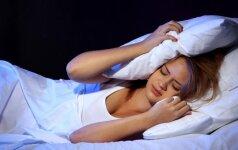 25 netikėti faktai apie miegą