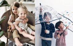 5 nerealūs vaikų mados instagramai, kuriuos verta sekti