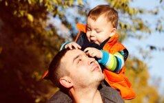 Kokio Zodiako ženklo vyrai būna rūpestingiausi tėčiai?